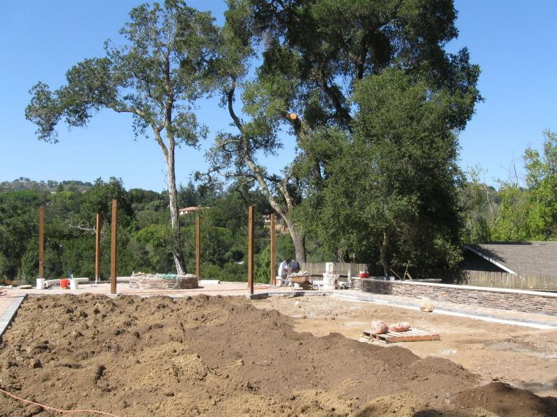 Machado Landscaping Woodland Ca : Catherine l kauer landscape architect and contractor ca